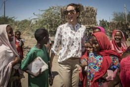 Principessa Maria di Danimarca: lei sorride al futuro