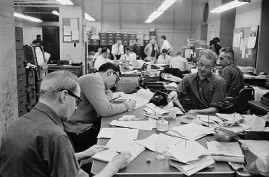 Reporters Working in New York Post