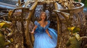 Lily James nel ruolo di Cenerentola nel nuovo film targato Disney