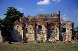 Ruins of St Augustine's Abbey, UK