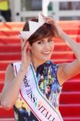 """Miss Italia 2015. Da poco diventata Miss ha appena festeggiato con la corona i suoi 19 anni. E' il caso di dire """"100 di questi giorni!"""""""