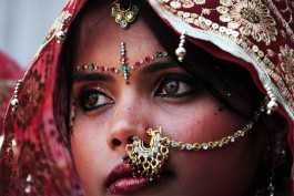 INDIA-SOCIETY-WEDDING