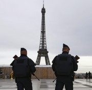 Paris attacks aftermath - security