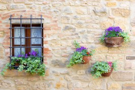 lovely tuscan house Volterra, Italy