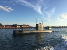 World's largest privately-built submarine reported missing