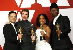 Press Room - 91st Academy Awards