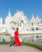 White Temple -Chiang Rai- 2 Cuori in Viaggio