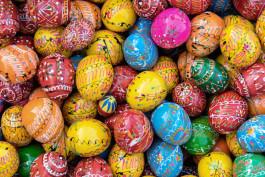 Polish Pisanki traditional Easter Eggs